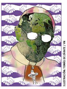 ilustración de Tomás de Zárate para el artículo de Francisco Vázquez 3010