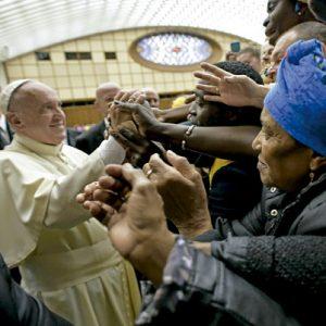 papa Francisco celebra Jubileo con sin techo en el Vaticano Año de la Misericordia 11 noviembre 2016