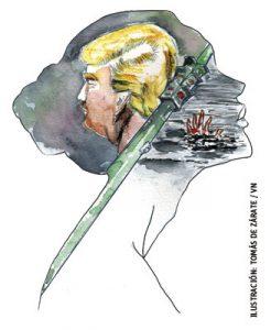 ilustración de Tomás de Zárate para el artículo de María de la Válgoma 3012