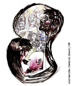 ilustración de Tomás de Zárate para el artículo de Pablo dOrs 3014