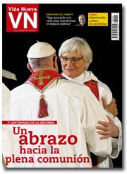portada VN Viaje papal a Suecia 3010 noviembre 2016 pequeña