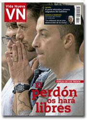 portada Vida Nueva Jubileo de los presos 3011 noviembre 2016 pequeña