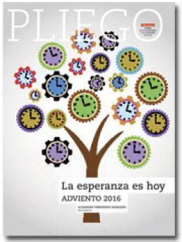 portada Pliego Adviento 2016 3013 noviembre 2016