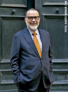 Alberto Melloni, historiador italiano, profesor de Historia del cristianismo en la Universidad de Módena y Reggio Emilia