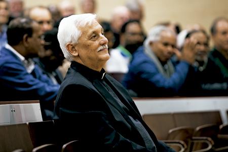 Arturo Sosa, superior general de la Compañía de Jesús