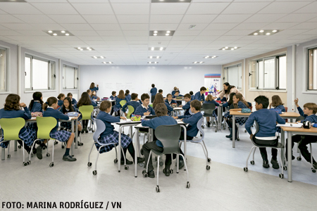 Fundación Educación Católica FEC reúne a decenas de colegios de varias congregaciones religiosas cumple 25 años 2016-2017