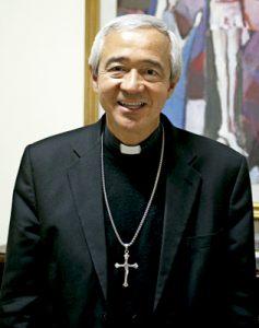 Jorge Carlos Patrón Wong, secretario de la Congregación para el Clero para los Seminarios
