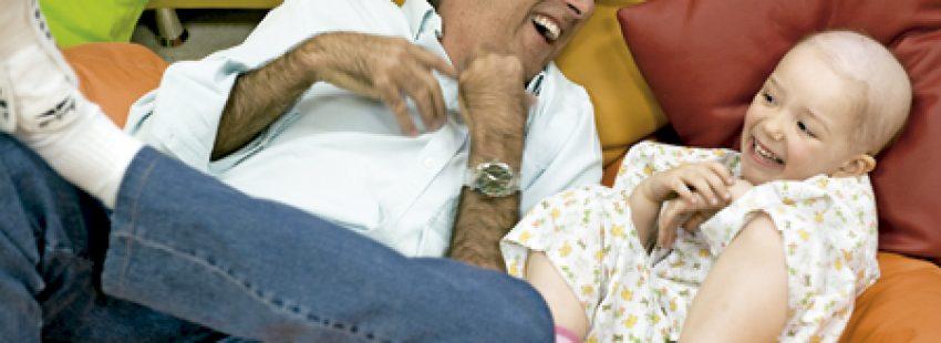 Paco Arango, presidente de la Fundación Aladina