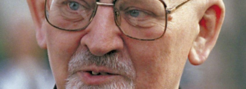 Peter-Hans Kolvenbach, prepósito general de la Compañía de Jesús entre 1983 y 2008, fallecido en noviembre 2016