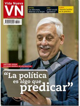 portada Vida Nueva Entrevista a Arturo Sosa general de la Compañía de Jesús 3015 diciembre 2016 Grande