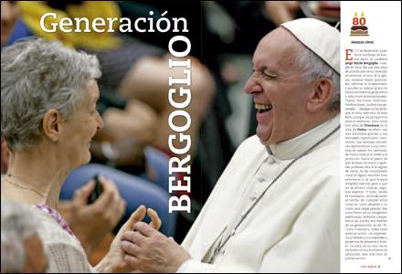 apertura A fondo Generación Bergoglio 80 cumpleaños de Francisco 3016 diciembre 2016