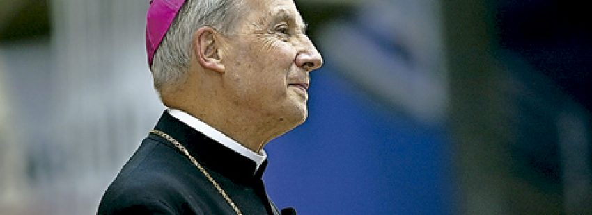 Javier Echevarría, prelado del Opus Dei fallecido en diciembre 2016