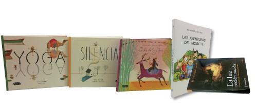 libros para la navidad 2016 de Fragmenta, Paulinas y Mensajero