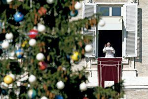 papa Francisco en el ángelus 11 diciembre 2016