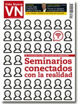 portada Vida Nueva Reforma del itinerario formativo de los seminarios 3014 diciembre 2016 pequeña