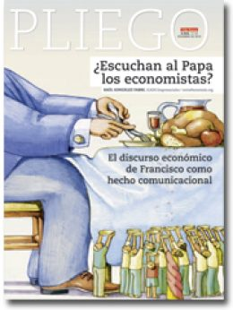 portada Pliego Escuchan al Papa los economistas 3016 diciembre 2016
