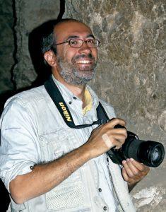 José Miguel Parra, egiptólogo