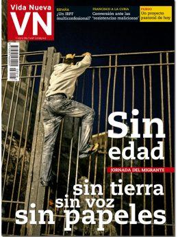portada Vida Nueva Jornada del Migrante 3018 enero 2017 Grande