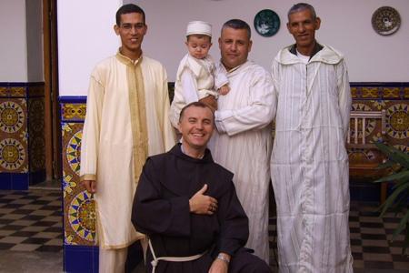 Simeón Czeslaw Stachera, director de OMP Marruecos y vicario de Tánger con musulmanes