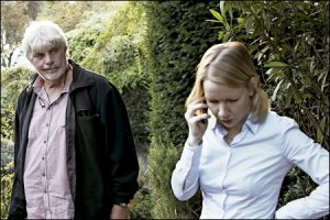 fotograma de la película Toni Erdmann