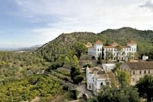 Fontilles, entre Valencia y Alicante, la última leprosería de Europa
