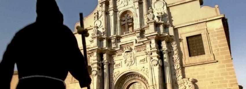 iglesia de Caravaca de la Cruz Murcia que celebra Año Jubilar en 2017