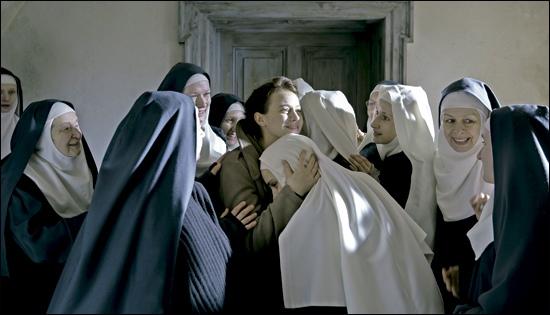 Las inocentes, fotograma de la película