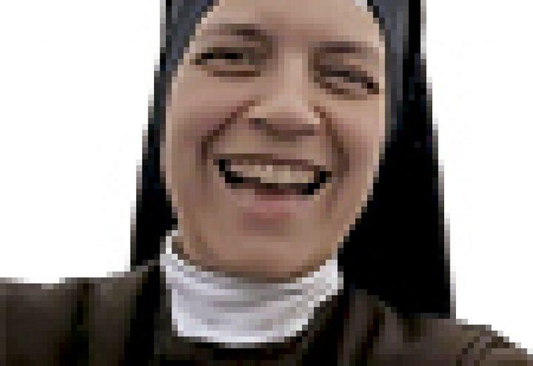 Olga María del Redentor, priora del convento de las Carmelitas Samaritanas del Corazón de Jesús