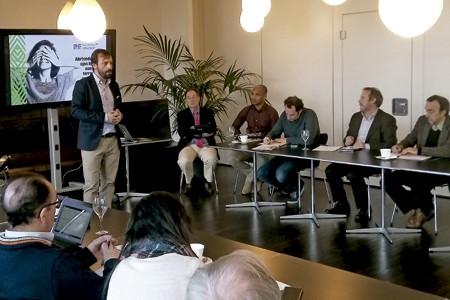 presentación del primer Congreso Internacional de Márketing Religioso organizado por los dominicos en España