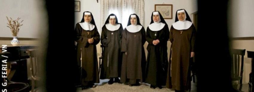 Franciscanas de la TOR en Fuensalida religiosas de vida contemplativa