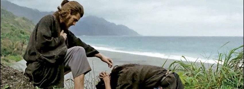 fotograma de la película Silencio de Martin Scorsese