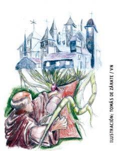 ilustración de Tomás de Zárate para el artículo del cardenal Gianfranco Ravasi 3021