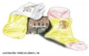 ilustración de Tomás de Zárate para el artículo de Francisco Vázquez 3022