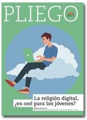 portada Pliego La religión digital cool para los jóvenes 3020