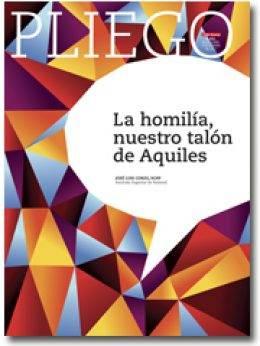 portada Pliego La homilía nuestro talón de Aquiles 3021