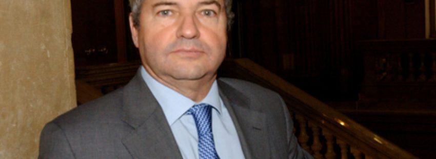 Fernando Burgaz, director general de la Industria Alimentaria, dependiente del Ministerio de Agricultura y Pesca, Alimentación y Medio Ambiente