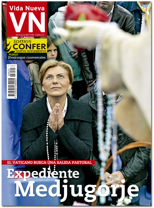 portada VN Expediente Medjugorje 3025 febrero 2017 Grande