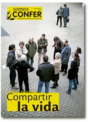 portada Somos CONFER Laicos y religiosos compartir la vida número 1 febrero 2017