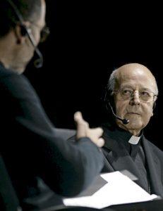 cardenal Ricardo Blázquez presenta en Valladolid su libro Memoria y gratitud febrero 2017