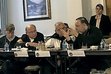 Primer Encuentro Iberoamericano de Teología en Boston febrero 217 ponentes