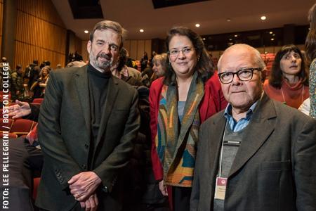 Primer Encuentro Iberoamericano de Teología en Boston febrero 217