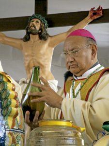 Guillermo Ortiz Mondragón, obispo de Cuautitlán y encargado de la Dimensión Episcopal de Movilidad Humana del Episcopado Mexicano