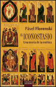 El iconostasio, libro de Pável Florenski, Ediciones Sígueme