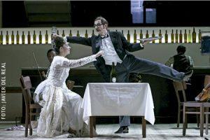 ópera La ciudad de las mentiras Teatro Real Madrid 2017
