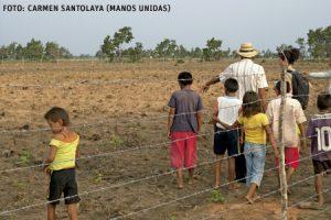 proyecto rural de Manos Unidas en la Amazonía colombiana