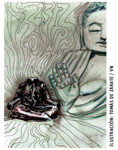 ilustración de Tomás de Zárate para artículo de Pablo dOrs 3025
