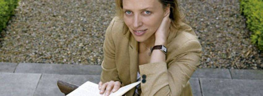 Amélie de Bourbon Parme, escritora
