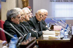 Asamblea Plenaria de la Conferencia Episcopal Española CEE elecciones marzo 2017