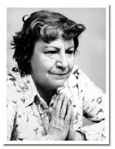 Gloria Fuertes, escritora poeta siglo XX