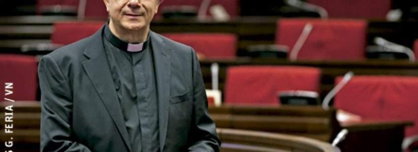 José Luis Retana, obispo electo de Plasencia